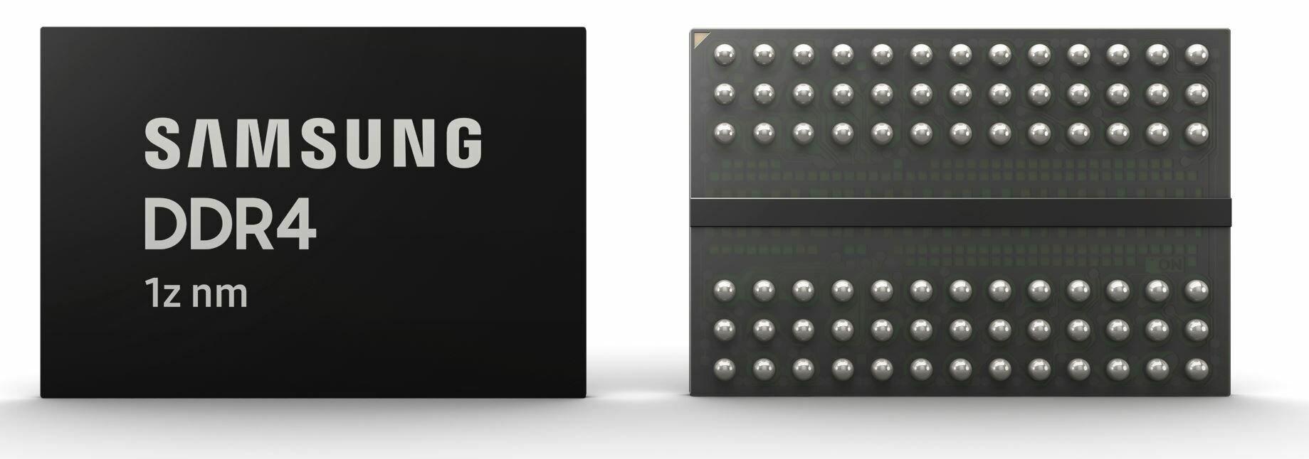 Samsung DDR4 3e génération