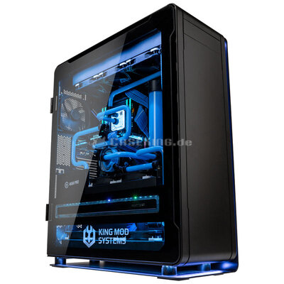 CaseKing King Deal Dual Titaneous Eye Nine Core i9-9990XE