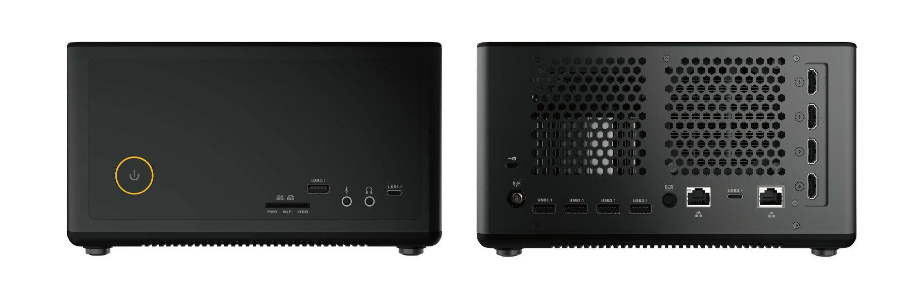 Zotac Zbox Q Xeon