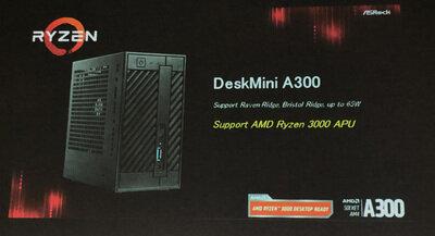 ASRock DeskMini Computex 2019 Update