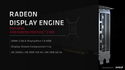 AMD Radeon RX 5700 XT Vidéo