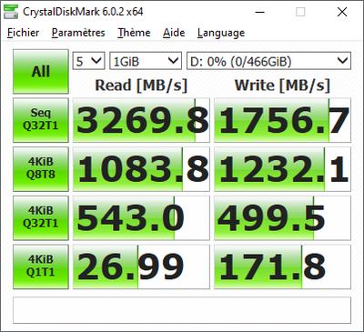 SSD Samsung 960 EVO CDM
