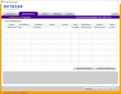 Applications Netgear Switch MS510TXPP