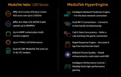 MediaTek G90 G90T