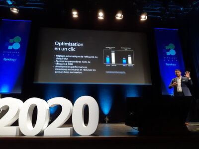 Synology 2020 Optimisation 1 clic