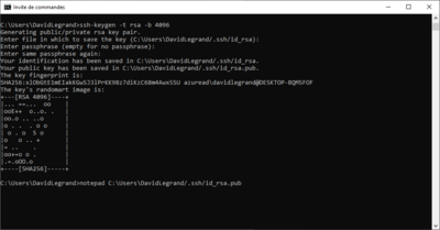 OpenSSH Keygen Windows 10