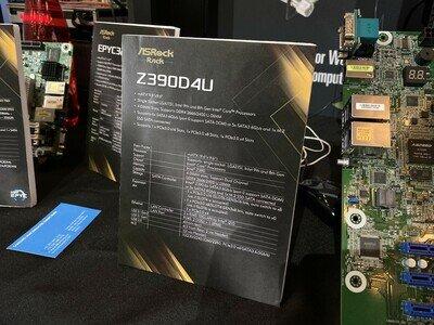 ASRock Rack Z390D4U