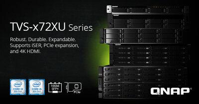 QNAP TVS-x72XU