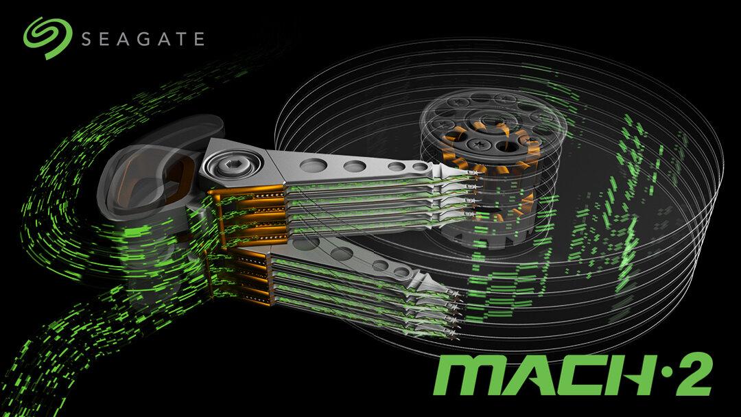 Mach.2 Seagate