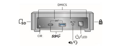 Intel NUC10