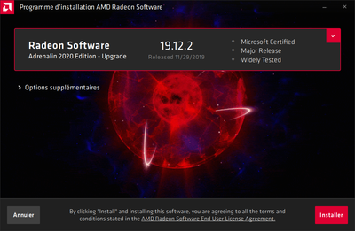 AMD Radeon Adrenalin 2020 Installation