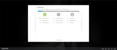 Asustor ADM 3.4 Installation