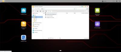 Asustor ADM 3.4 Applications