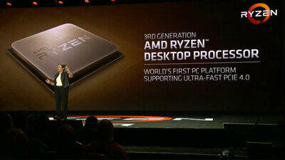 AMD Ryzen 7 nm