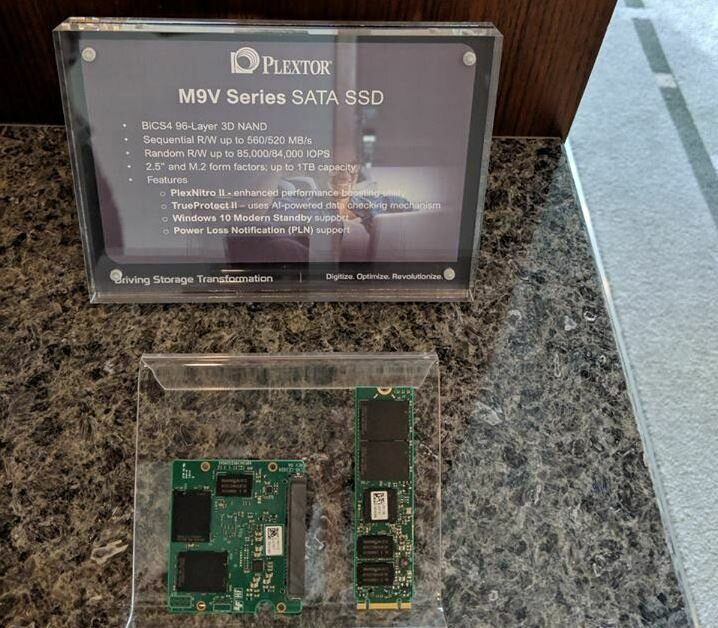 SSD Plextor M9V