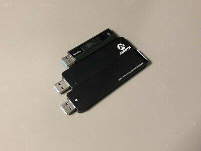 Clés USB 3.1 Gen 2 PCIe NVMe