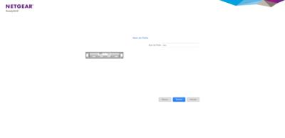 Netgear ReadyNAS OS 6.10 Configuration