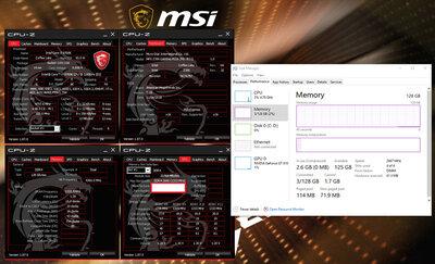 MSI 32 Go DDR4 Z390