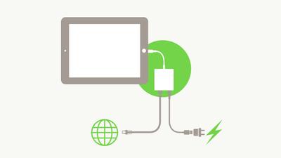 Belkin Ethernet Lightning
