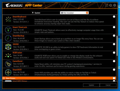 Gigabyte B450I Aorus Pro Wifi Applications