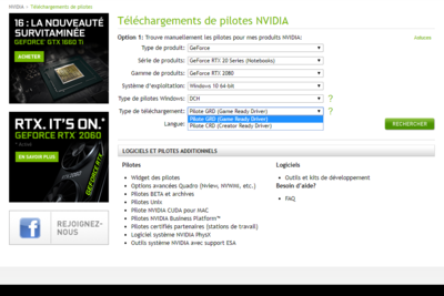 NVIDIA GeForce Creator Ready Drivers