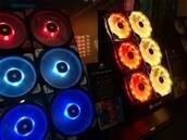 Corsair : clavier anti-éclaboussures, boîtier en carbone et 16 millions de couleurs au Computex