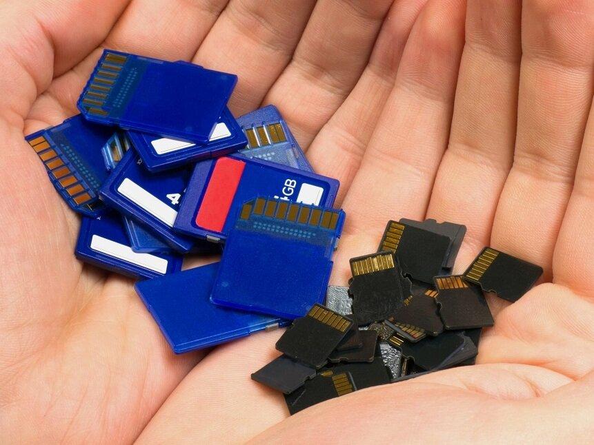 Cartes SD et microSD : perdus dans la jungle des sigles ? On vous explique tout