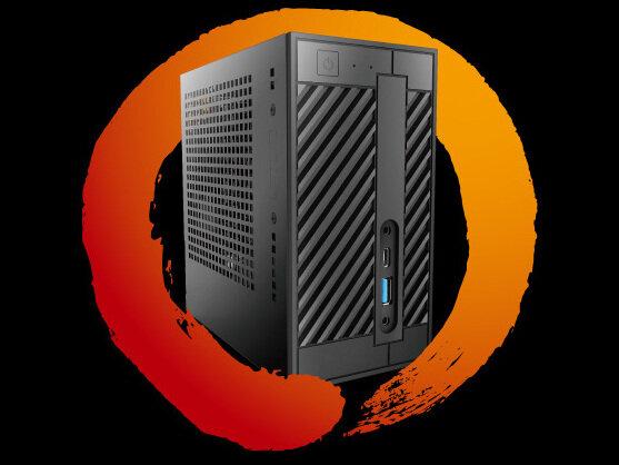 DeskMini A300 : un premier barebone ASRock pour processeur AM4 d'AMD