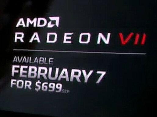 La Radeon VII disponible chez plusieurs revendeurs français