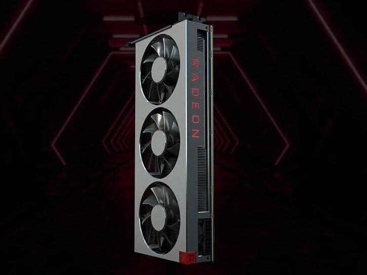 AMD pourrait vendre la Radeon VII directement sur son site