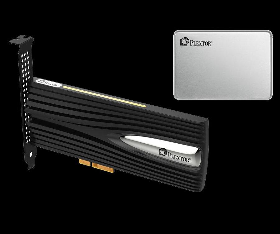 Plextor : SSD M9V (S-ATA) et M10Pe (PCIe) jusqu'à 3,2 Go/s, avec 3D NAND sur 64 couches