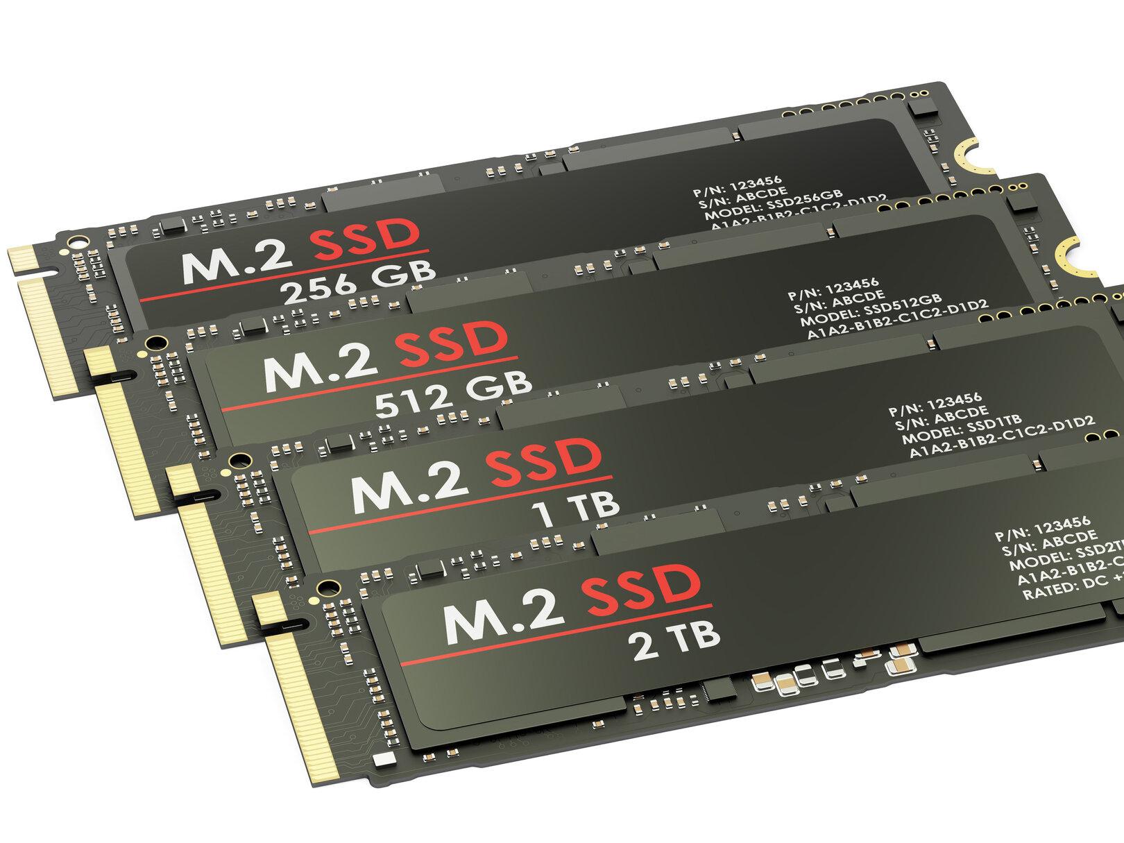 Samsung 970 Evo Plus, Kingston A2000, Transcend MTE220S : qu'apportent ces nouveaux SSD ?