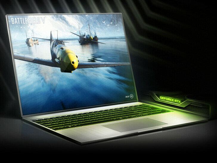 Les portables pour joueurs avec GeForce RTX (Max-Q) arrivent en boutique, dès 1 680 euros