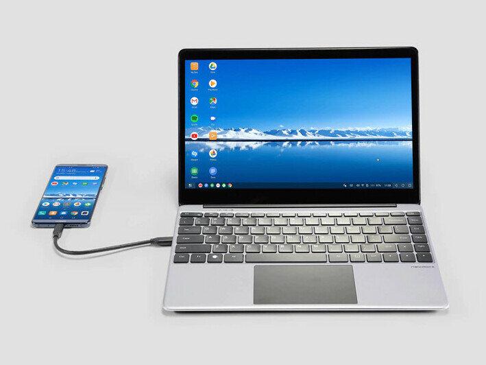 NexDock 2 : un portable « vide » à 179 $ pour accompagner smartphone, Raspberry Pi ou... serveur