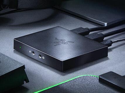 Razer Ripsaw HD : capture vidéo 1080p et passthrough 4K pour 170 euros