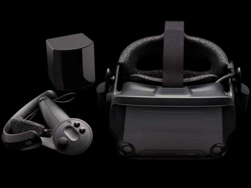Valve dévoile son nouveau casque de VR et contrôleurs Index : 1 079 euros le kit complet