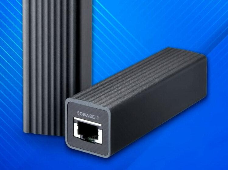 QNA-UC5G1T de QNAP : un adaptateur USB pour du réseau jusqu'à 5 Gb/s, à 90 euros