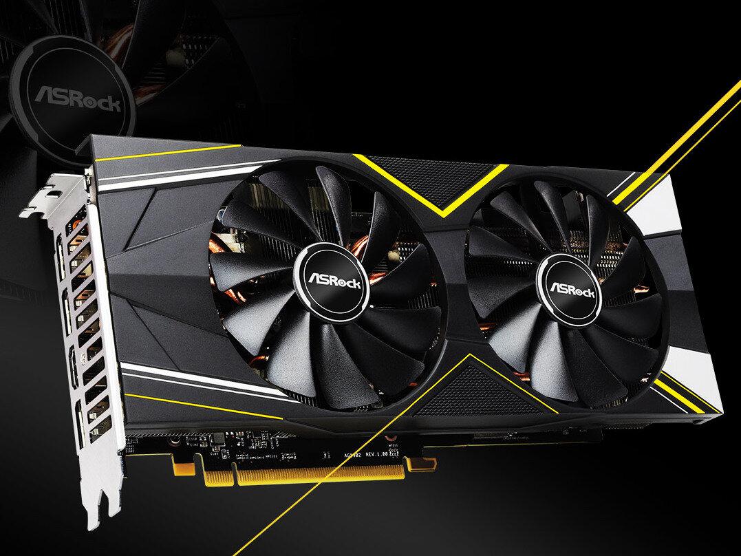 ASRock et MSI évoquent leurs Radeon RX 5700 (XT) personnalisées