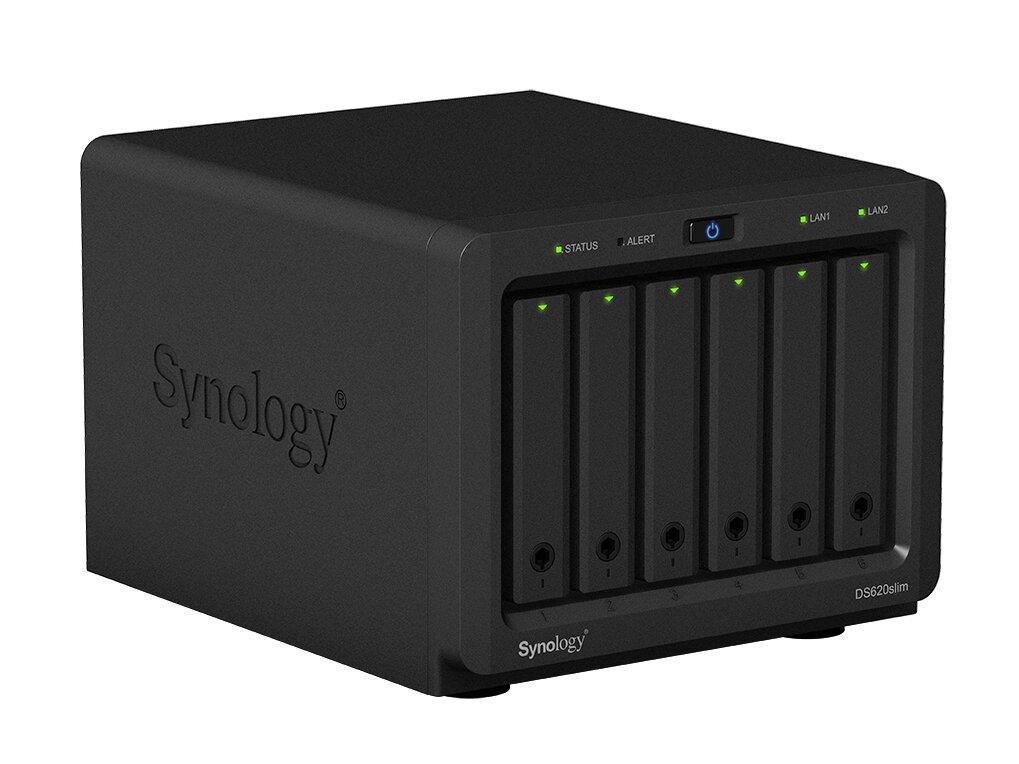 """Synology annonce le NAS DS620slim pour six HDD/SSD de 2,5"""""""