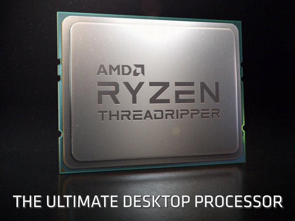 Pour assurer la promo de ses prochains Threadripper, AMD joue la carte Terminator