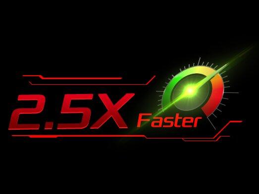 Comment profiter d'un réseau à 2,5 Gb/s sur votre PC, portable ou non, pour 40 euros