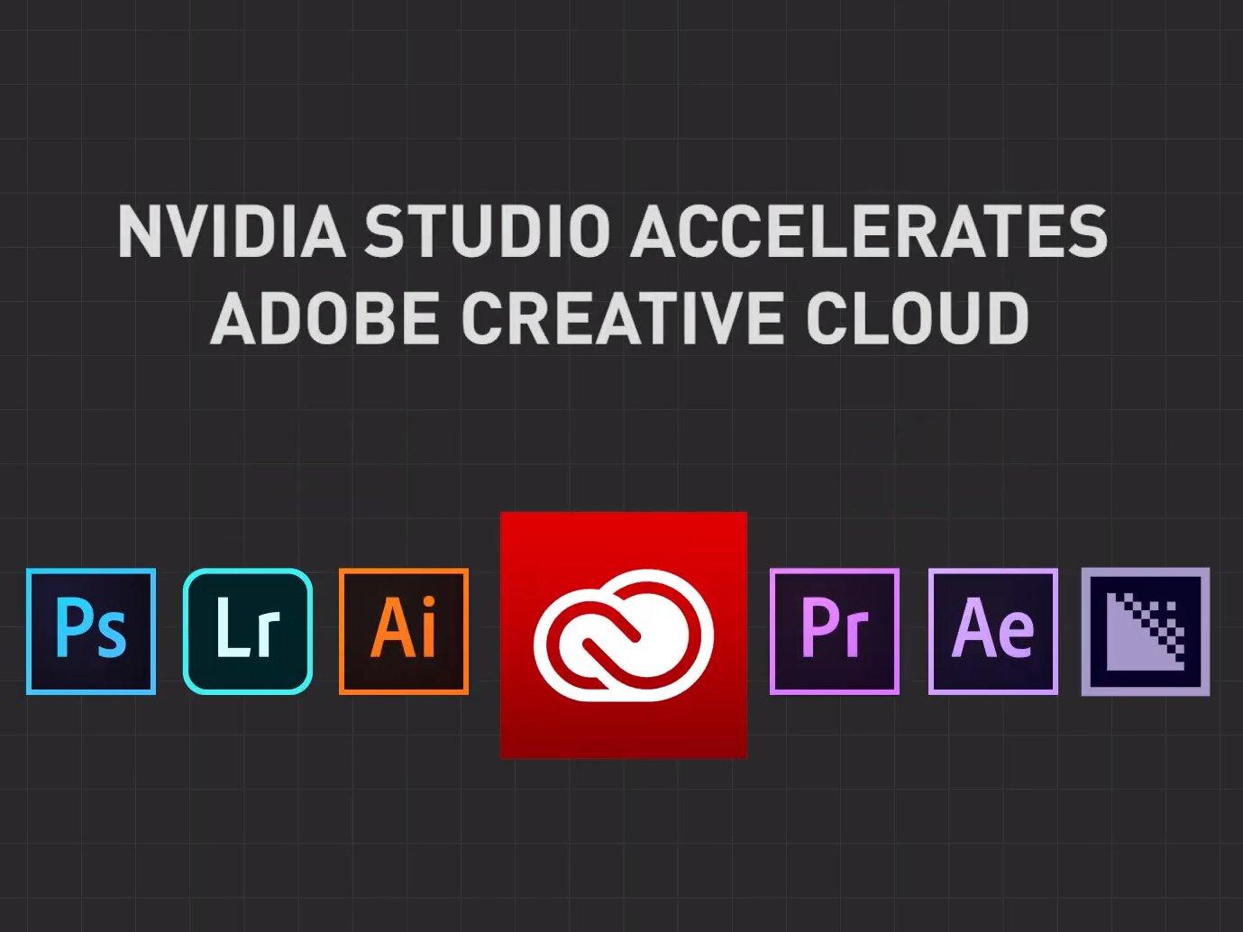 NVIDIA et Adobe renforcent leur collaboration autour des GeForce RTX