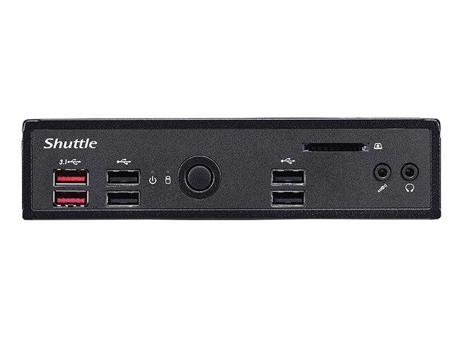 DS10U : Shuttle dévoile ses nouveaux mini PC passifs, basés sur Whiskey Lake