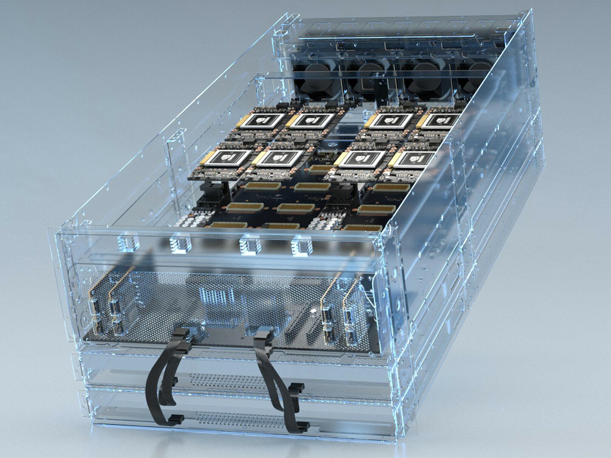 NVIDIA mise de plus en plus sur ARM pour se développer dans les serveurs
