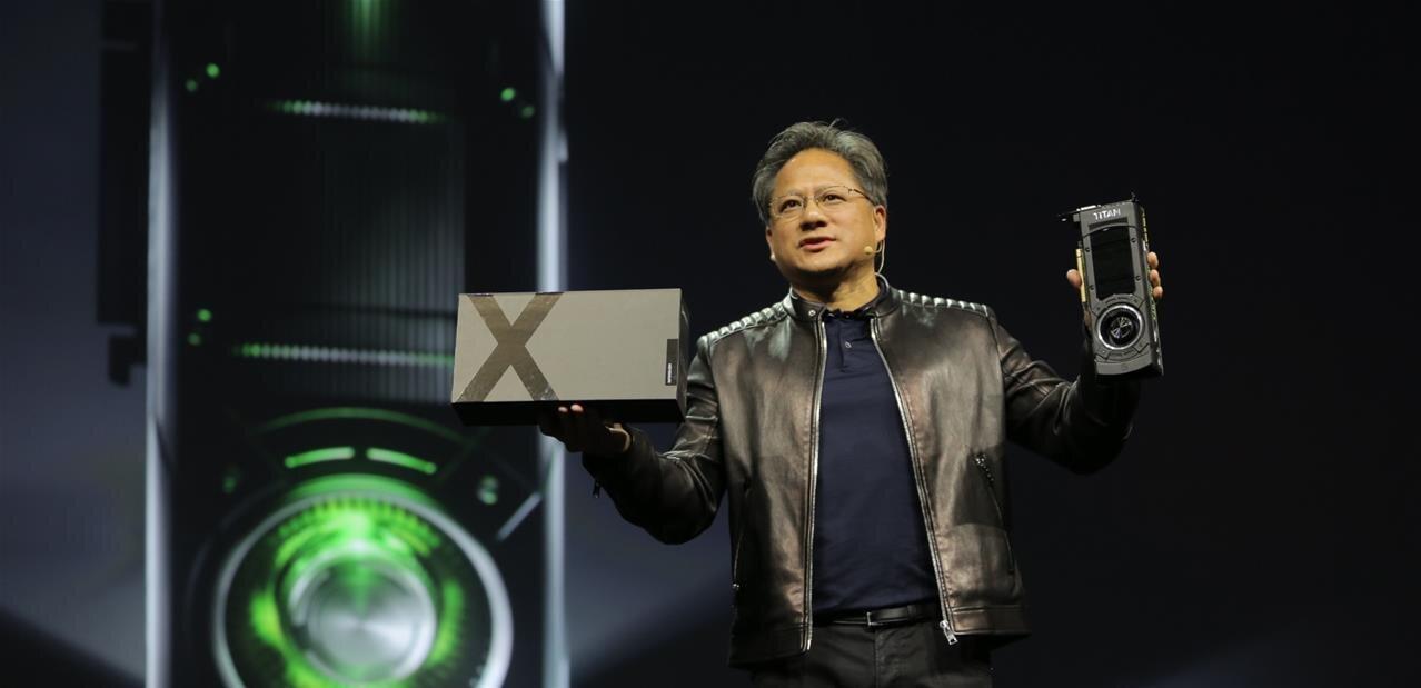 Revue de Presse : la Titan X de NVIDIA fait son show