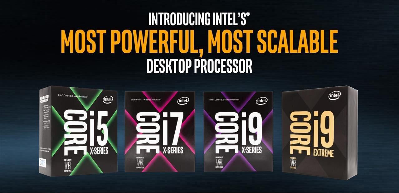 Core X de 10e génération : Intel va diviser ses tarifs par deux