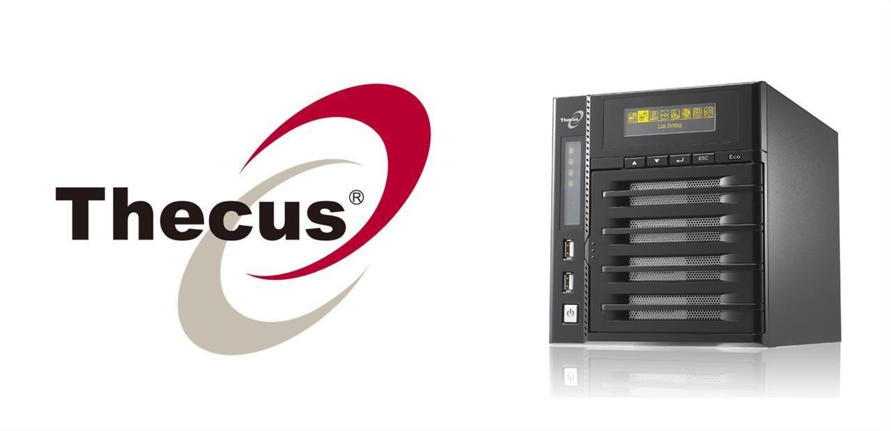 Mise à jour de ThecusOS 5.0 : de nombreuses failles bouchées et Kodi pour certains NAS
