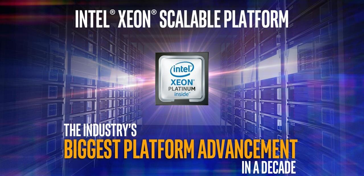 Gamme Xeon d'Intel : comment s'y retrouver