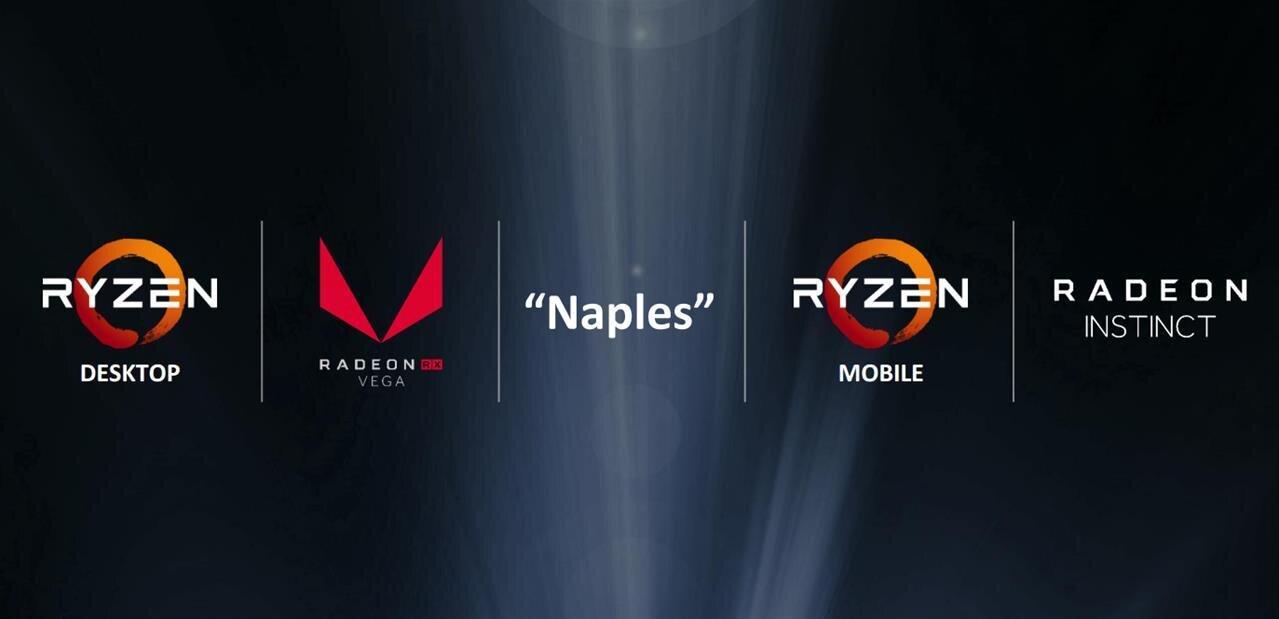 AMD : Les Ryzen 3 sont là, Threadripper et Vega arrivent, les APU Bristol Ridge reviennent