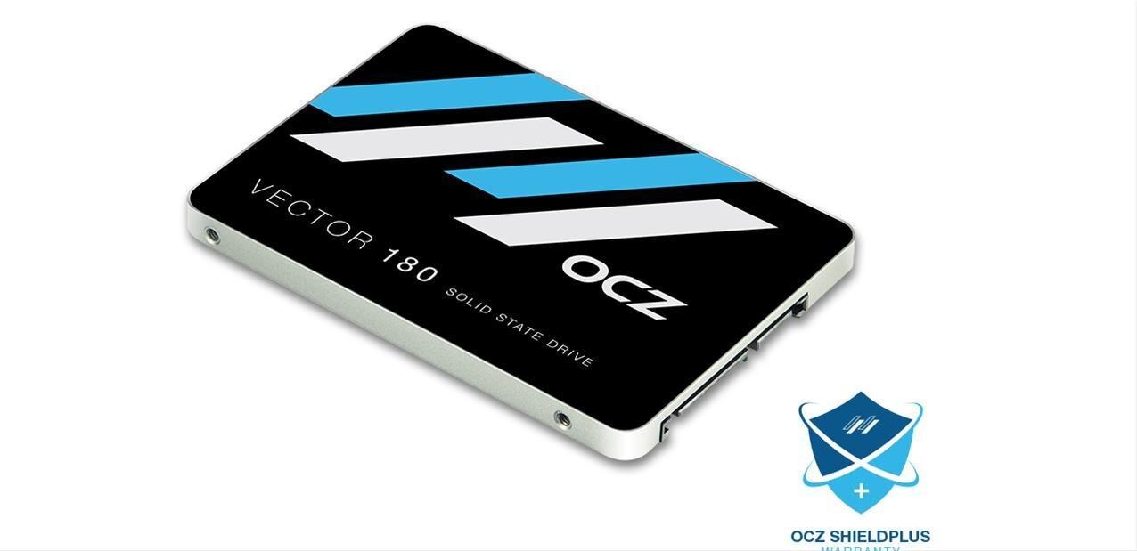Revue de presse : après 10 mois d'attente, les SSD OCZ Vector 180 sont enfin disponibles